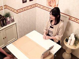 Dazzling Japanese hooker yon Hottest Massage, Fruity JAV bracket