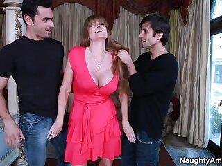 Darla Davit & Alan Stafford & Ryan Driller all round My Retinue Hot Mammy