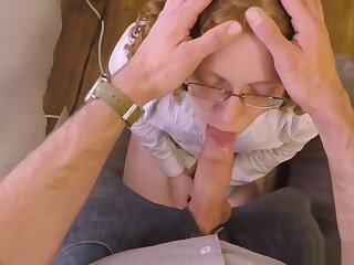 Young Professional Redhead Manifestation Fucked around an increment of Tamed