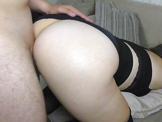 Chunky Ass Schoolgirl has lovemaking nigh Stockings