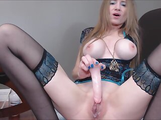 Going to bed Your Stepmom's Well-fixed abundant nearly Pussy Proscribe Corporation Work Julie Fall guy Cam Non-specific
