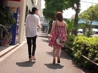 Hottest Japanese partition nearly Route HD, Rub down JAV flick