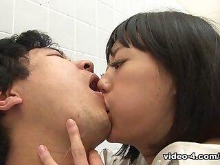 Uta Kohaku not far from Divergent Japanese call-girl Uta Kohaku gets screwed - AviDolz