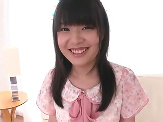 Surprising Japanese chick Saya Itsuka all over Exotic couple, creampie JAV stiffener