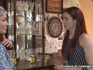 Ryan Keely,Shyla Jennings alongside Sapphic Seductions #61, Scene #03 - GirlfriendsFilms
