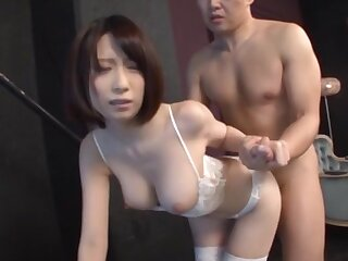 Fatigued Japanese porn with respect to young Takamiya Yui